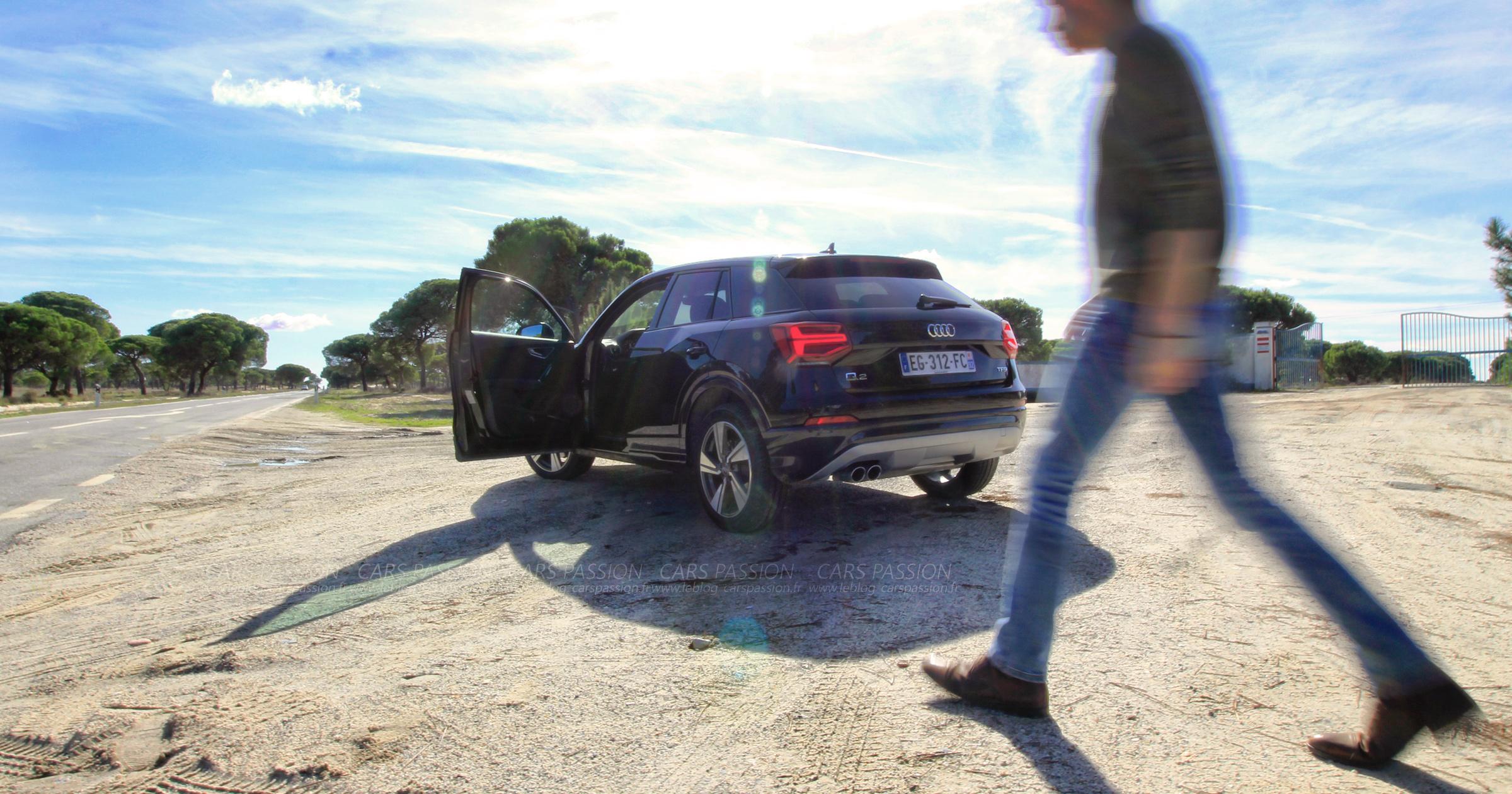 Essai Audi Q2 Untaggable