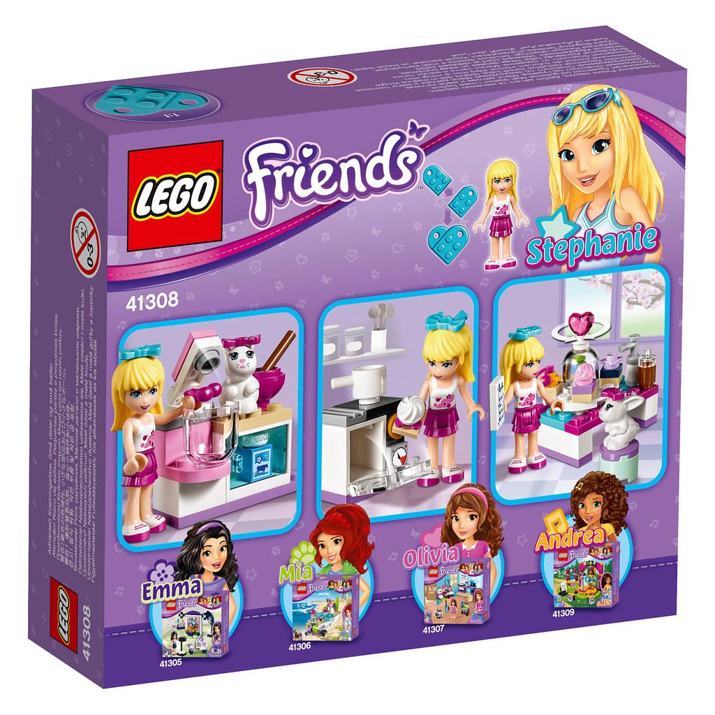 LEGO Friends Stephanie's Bakery (41308)
