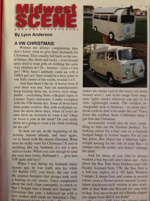 Hot VW Magazine Feature