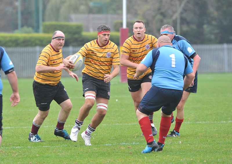 UCSOBs 2nds 17 v 52 Weston 29Oct16