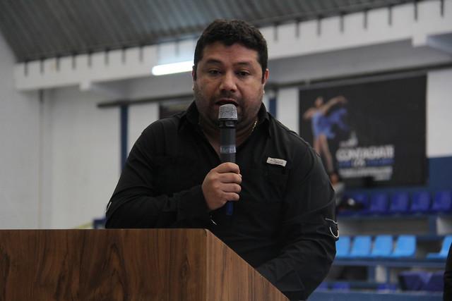 Conferencia VI Campeonato Centroamericano de Gimnasia