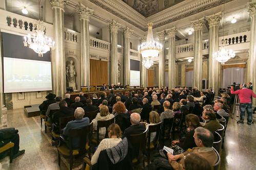 5 Dicembre – Il Mufti di Slovenia e l'Arcivescovo a confronto alla Cattedra di San Giusto – Avvento 2016