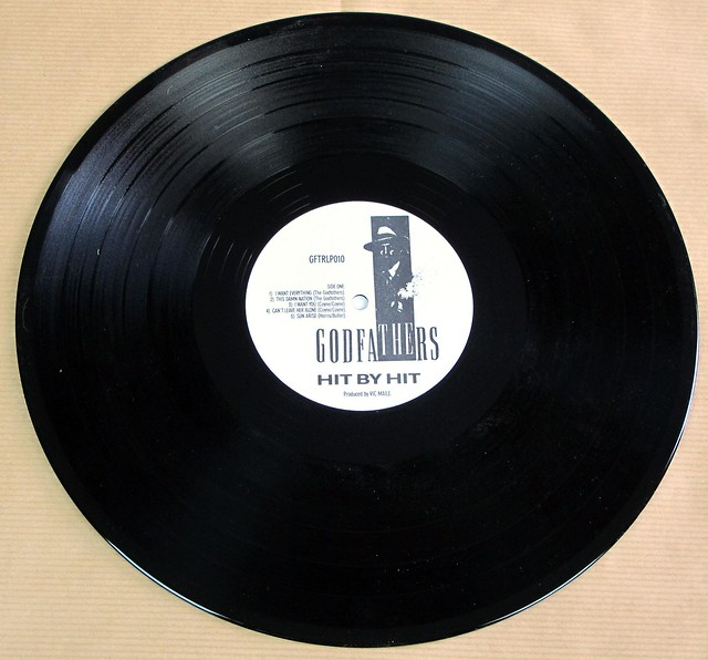 "GODFATHERS HIT BY HIT CORPORATE IMAGE GFTRLP010 12"" LP VINYL"