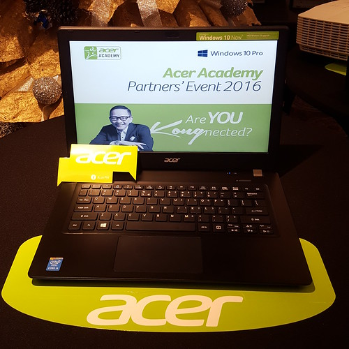 "Davao ready to get ""Kong-nected"" at Acer Academy Partners' Event 2016"