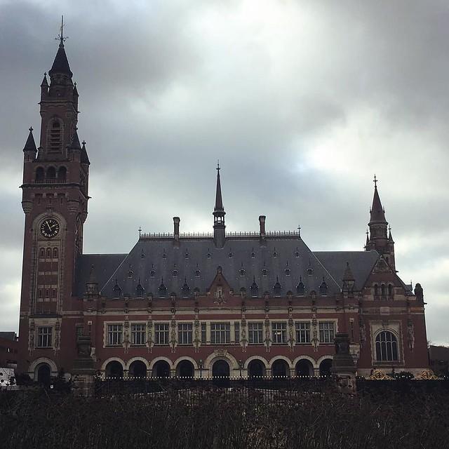 Peace Palace.