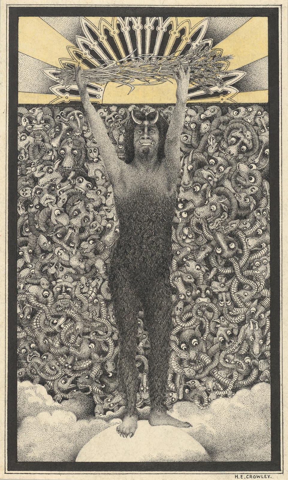 Herbert E. Crowley - Rye, 1911