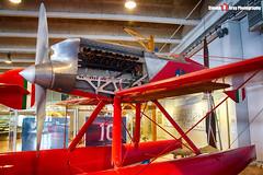 130bis - - Italian Air Force - FIAT C.29 - Italian Air Force Museum Vigna di Valle, Italy - 160614 - Steven Gray - IMG_0003_HDR