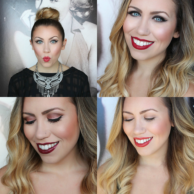 Fall Makeup & Hair Inspiration