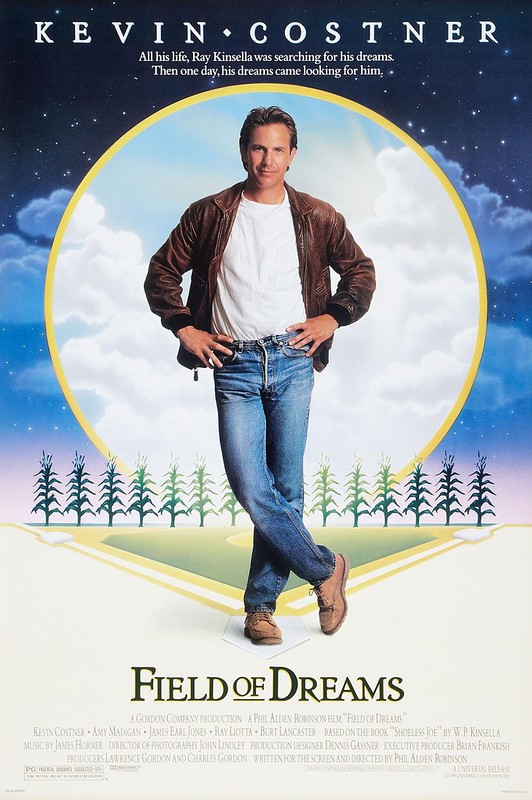 Field of Dreams - Poster 1