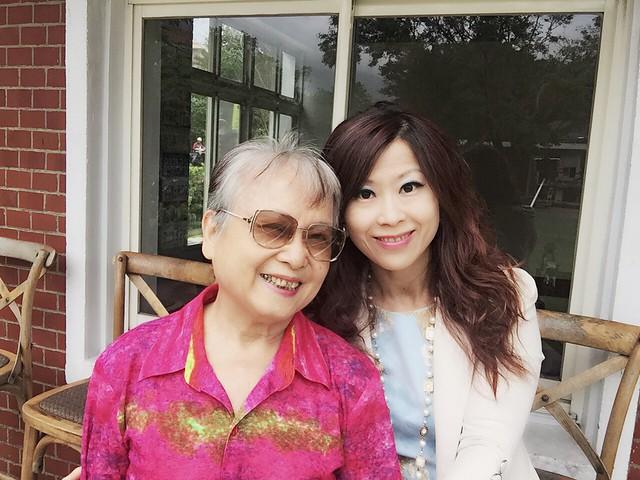 環保阿嬤與女雸約會草山 (24)