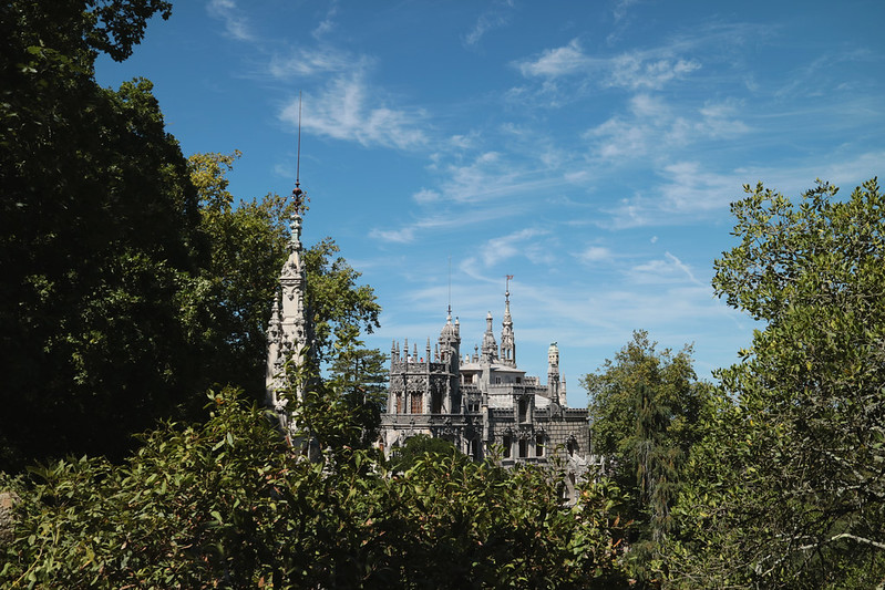 Quinta da Regaleira. Sintra, Portugal