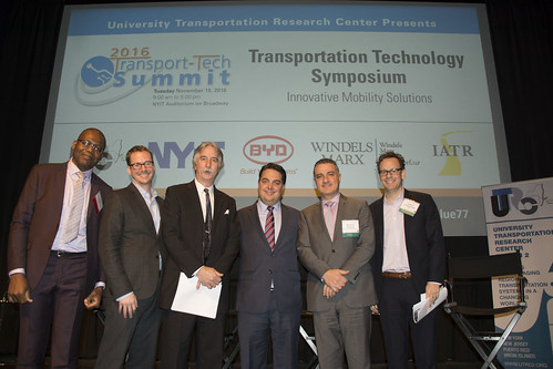 2016 UTRC Transportation Technology Summit