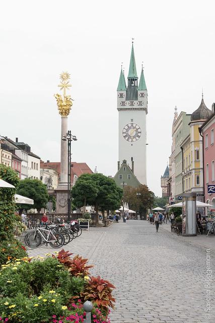 Marktplatz Straubing