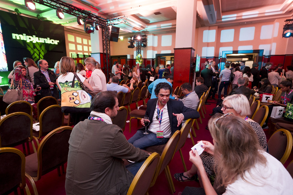 MIPJUNIOR 2016 - NETWORKING EVENT - SNACK AND SCREEN - IT'S HERO TIME - SNACK AND SEE THE ALL NEW BEN 10