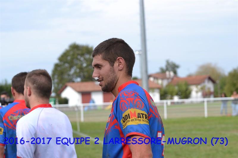 2016-2017 EQUIPE 2 LARRESSORE-MUGRON