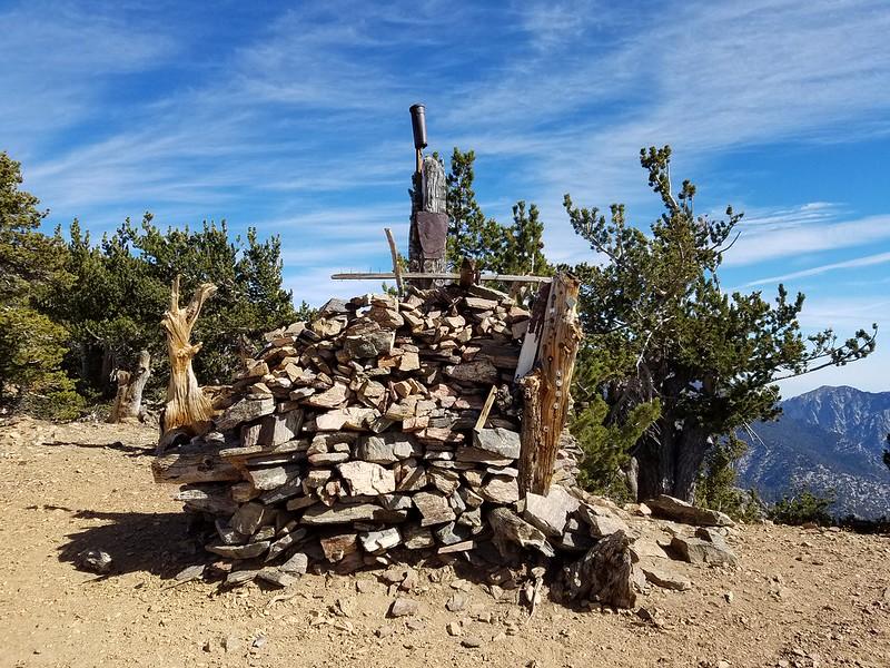 San Bernardino Peak • Washington's Monument