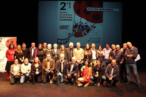 20161123 Teatre Micalet Cloenda Festival Cinema Ciutadà Compromés 2016