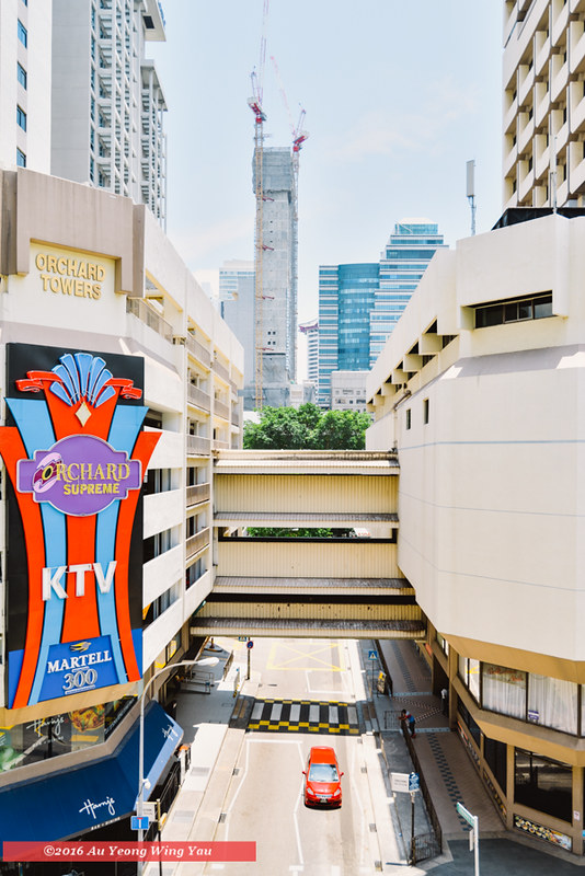 Singapore 2016: Quiet Street