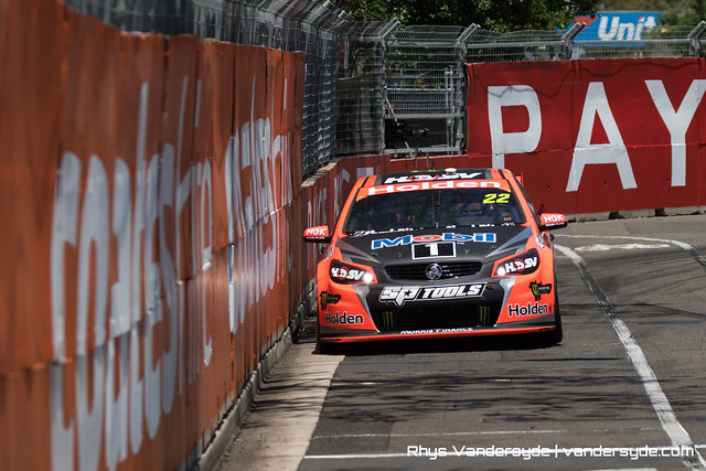 Virgin Australia Supercars - Coates Hire Sydney 500 - 2016