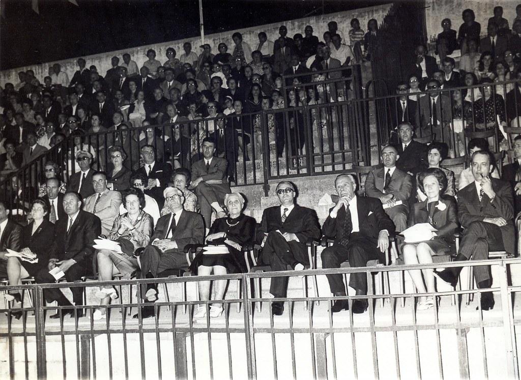 Συναυλία Μικτής Χορωδίας ΦΣΦΑ στην Καβάλα 28/5/1972