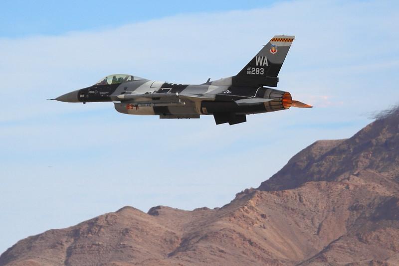 IMG_4729 F-16 of the 64th Aggressor Squadron