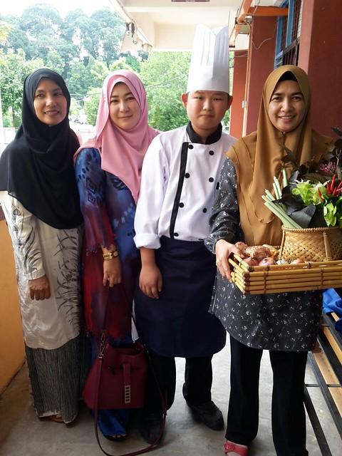 Pertandingan Chef PPKI Peringkat Daerah 2016