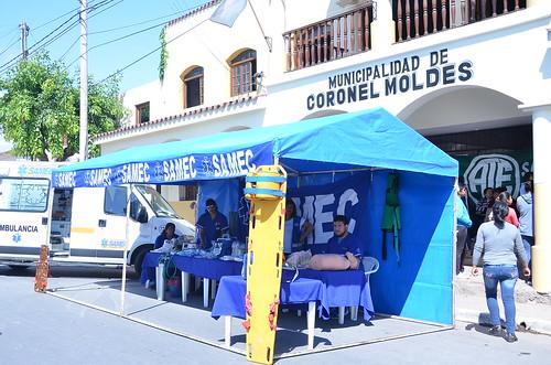 Centro de Atención Ciudadana en Coronel Moldes (1)