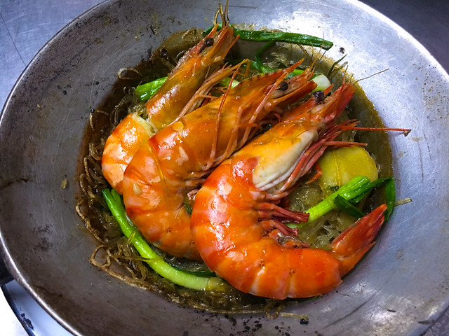 Seafood-Prawn-Vermicelli-Khlong San-Bangkok