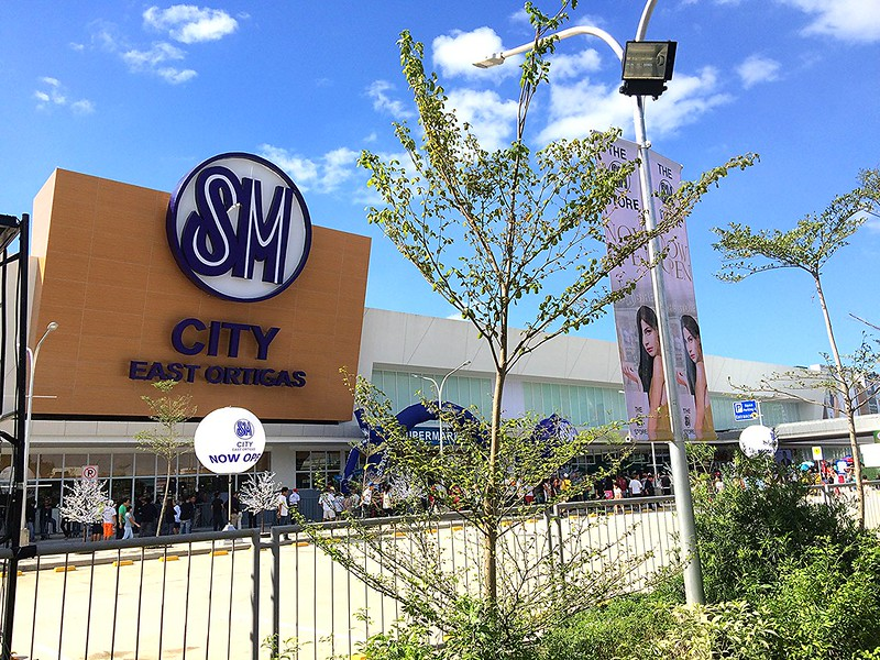 SM City East Ortigas
