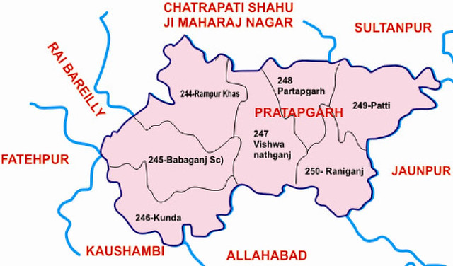 Pratapgarh district Uttar Pradesh Election 2017