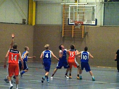 EBC Rostock II (Talents) 84:73 TSV Kronshagen
