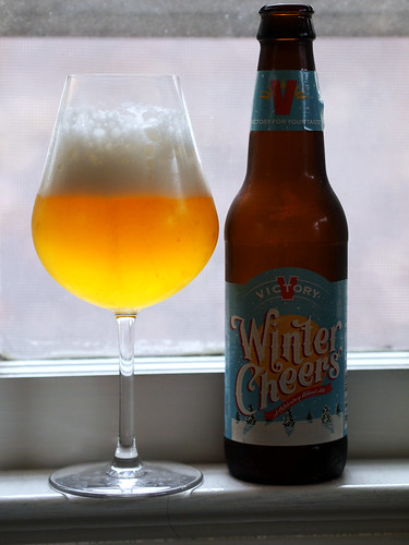 Victory Brewing's Winter Cheers