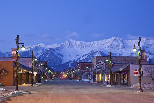 Town of Fernie, B.C