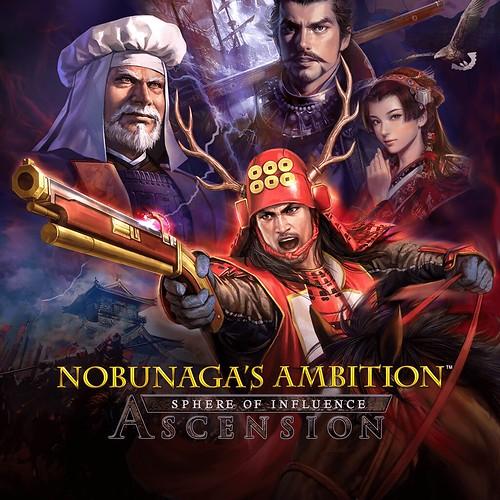 Nobunagaís Ambition: SOI – Ascension with Bonus