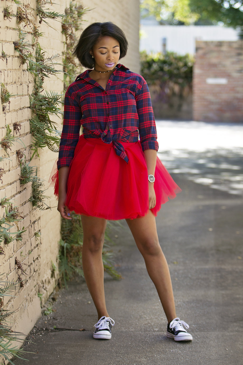 0181f7c6c9 How To Wear A Tulle Skirt (2 Ways)