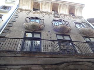 Scallop Balconies