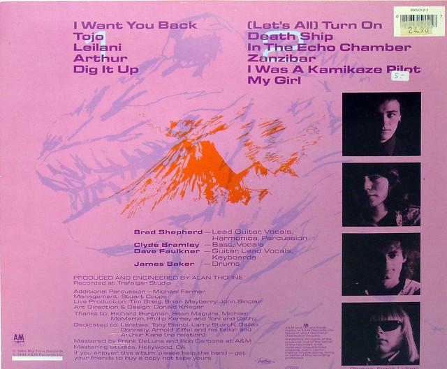 "HOODOO GURUS STONEAGE ROMEOS 12"" LP VINYL"