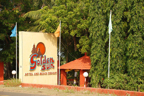 golden sun beach resort in ecr chennai