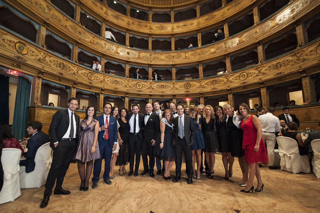 Congresso Perugia - 23 settembre 2016 - Cena di gala