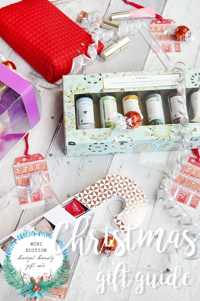 Finding Affordable Christmas Beauty Gifts Online - All Under £20 ...