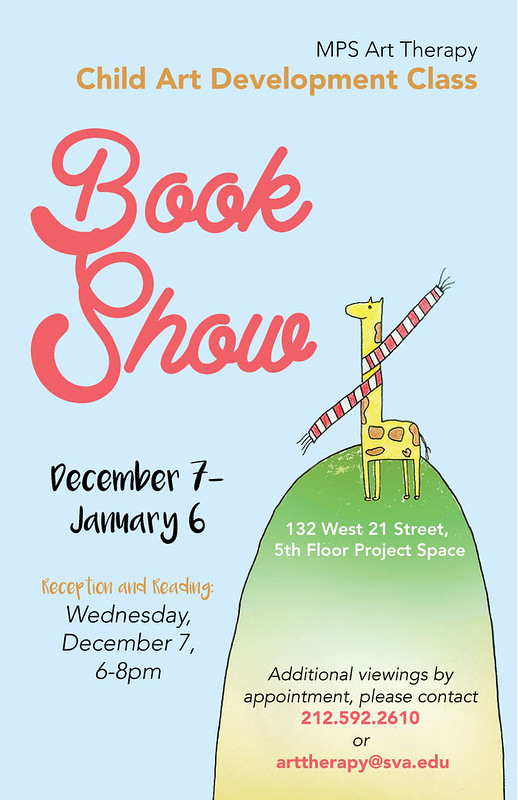 book-show-flyer