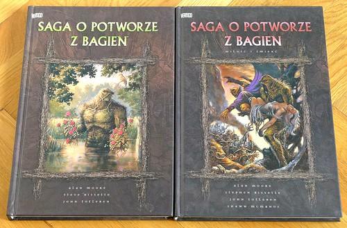 Egmont - Potwor z bagien