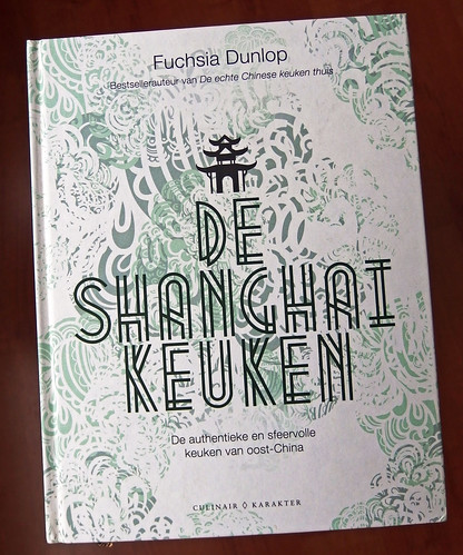 De Shanghai Keuken van Fuchsia Dunlop