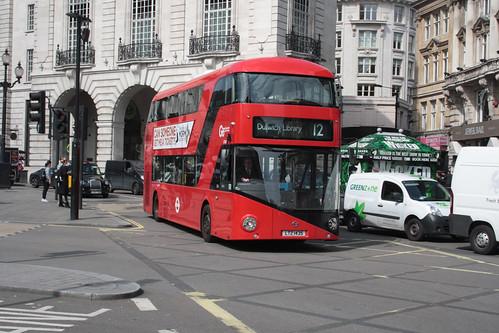 London Central LT435 LTZ1435