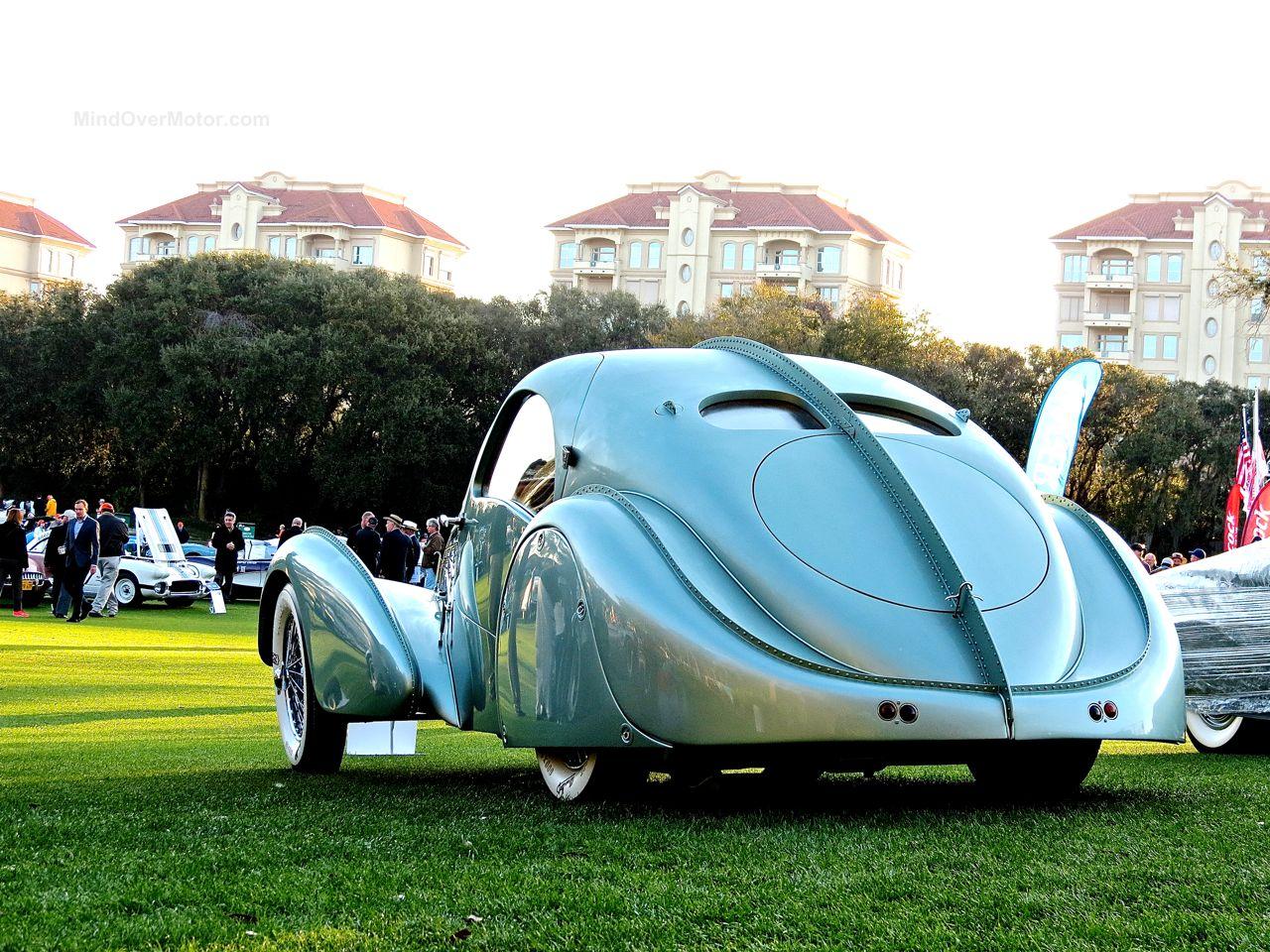 Bugatti Type 57 Aerolithe Amelia 4