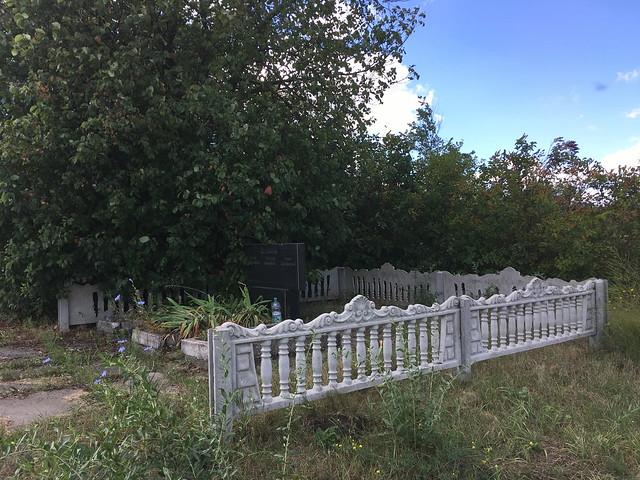 10. graven van familie Paustovski
