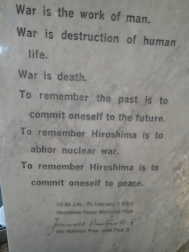 Hiroshima - War is Death