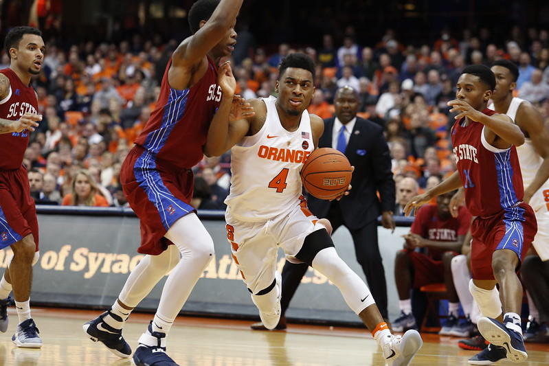 SU Basketball: Syracuse vs SC State