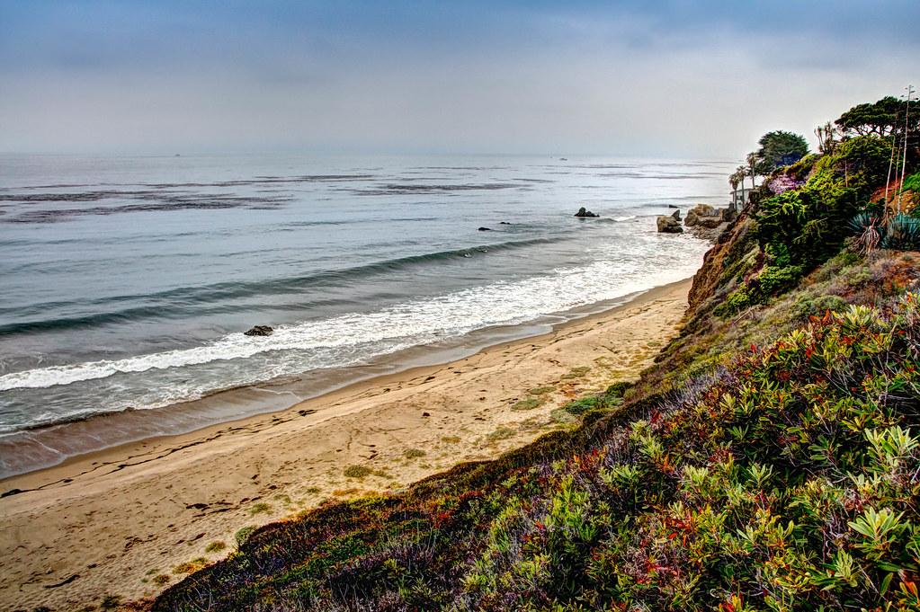 El Pescador State Beach 2012