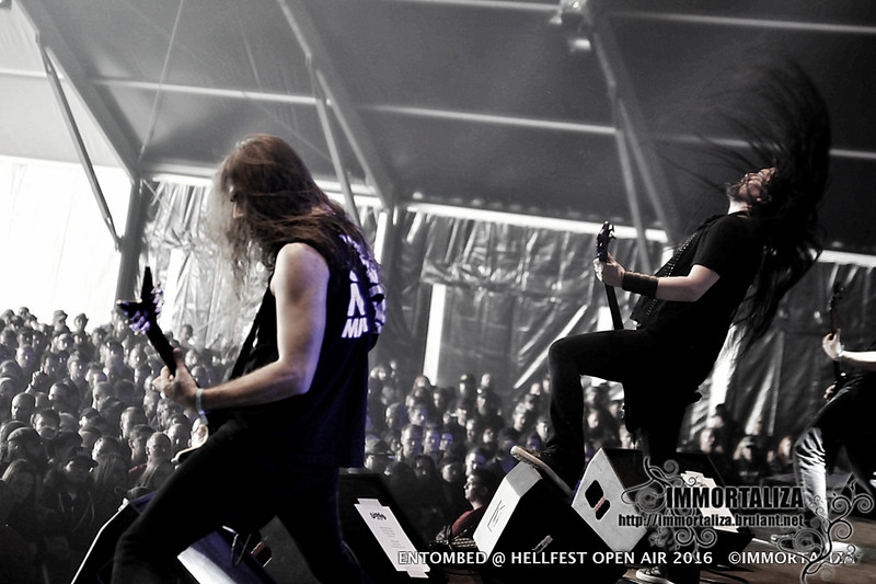 ENTOMBED AD @ HELLFEST OPEN AIR 2016 CLISSON FRANCE 29928885965_deb9e91c2c_c
